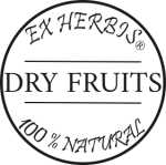 Dry fruits 100% natural