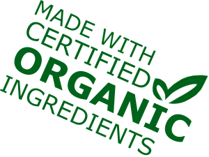 Certified Organic Ingrediens