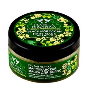 Planeta Organica Maska proti padání vlasů MAROKO 300 ml