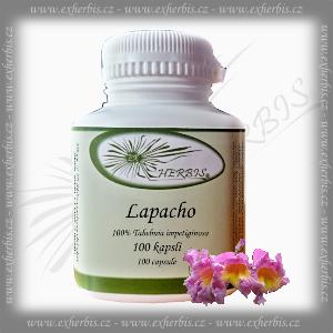 Lapacho Ex Herbis 100 tb.