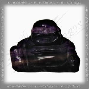 Onyxo Budha Extra - fluorit 4 cm