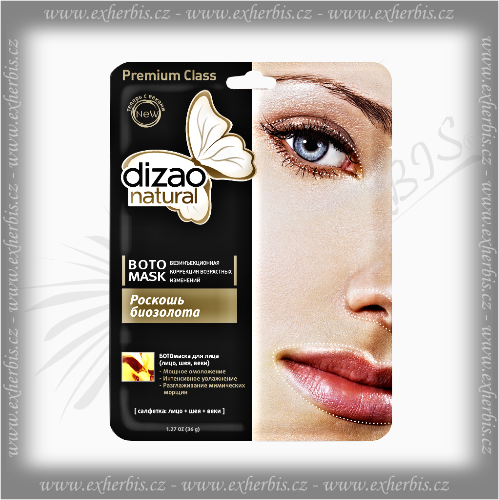 DIZAO Botomaska Luxury of Biogold 28 g