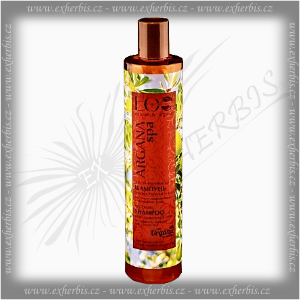 EOLAB Argan SPA revitalizační šampon 350ml