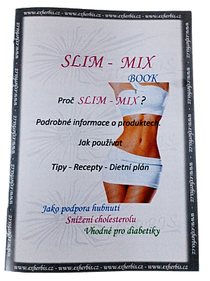 Slim Mix Book